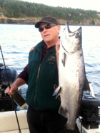 Predator Charters - Salmon Fishing